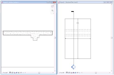 BIM & BEAM: Concrete Beam Hidden Line Display Parameter