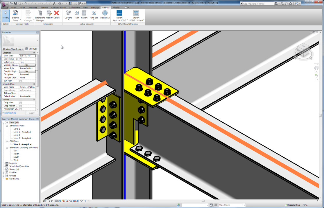 BIM & BEAM: Have you heard about SDS/2 Connect ?