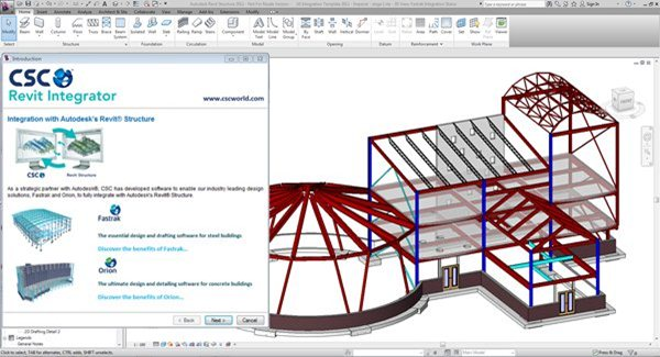 CSC---Revit-Integrator