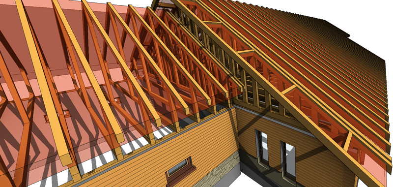 DesignReform: Timber Roof Framing & Structure Generators for