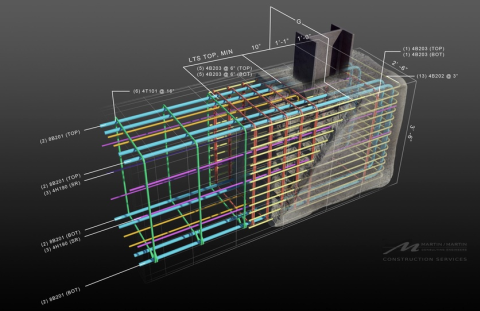 3D Reinforcement in Revit