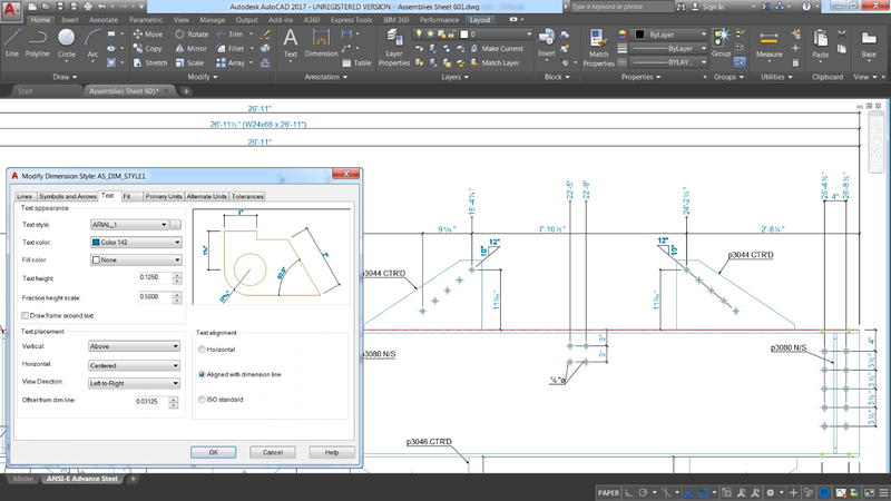 Object Enabler lets you view Advance Steel drawings across other Autodesk® software such as AutoCAD 2017 and AutoCAD LT 2017.
