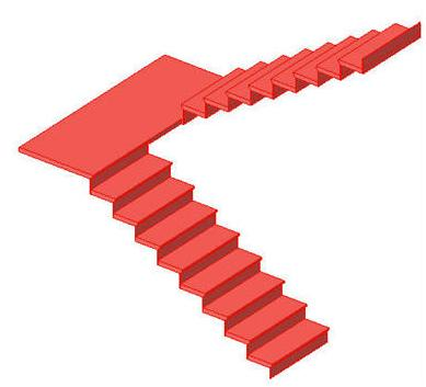 First, You Need To Turn Off The Stair Stringer By Setting The Right Stringer  And Left Stringer Parameter Value To None (Figure 2).