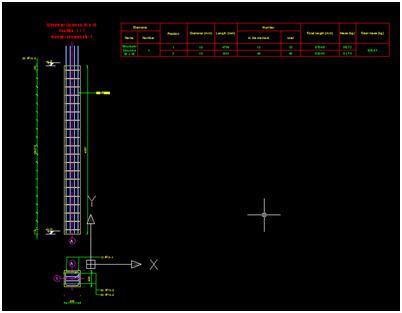 BIM & BEAM: Integration between Revit Structure and Autocad