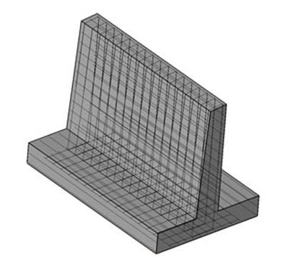 how to draw a sloped wall in revit